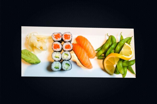 Børne sushi Menu F