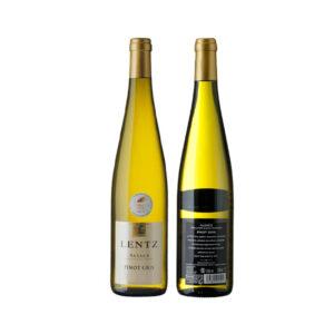 Lentz Pinot Gris. 75 cl. Frankrig